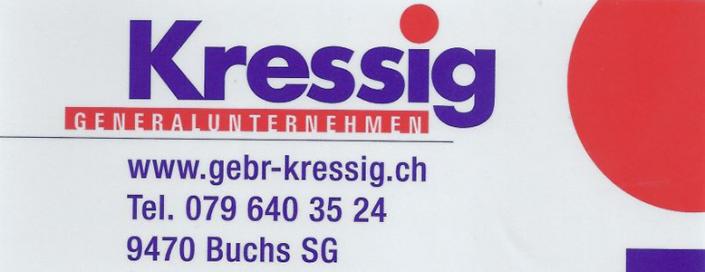 Kressig Generalunternehmen
