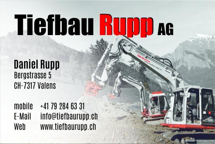 Tiefbau Rupp AG